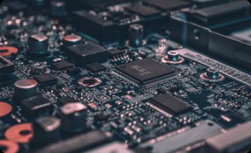 Platine Hardware Entwicklung