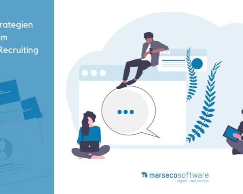 Top 5 Strategien zum Remote-Recruiting