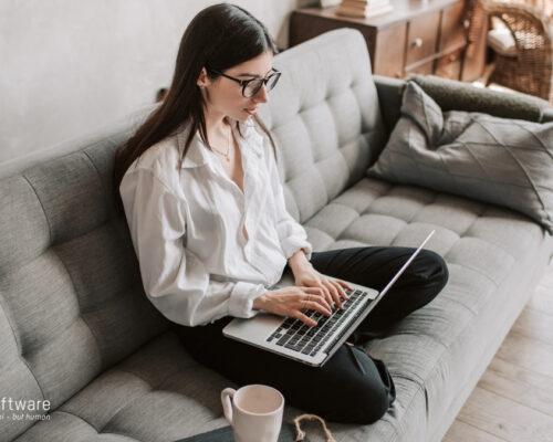 Produktivitätsverlust auf Remote-Arbeit