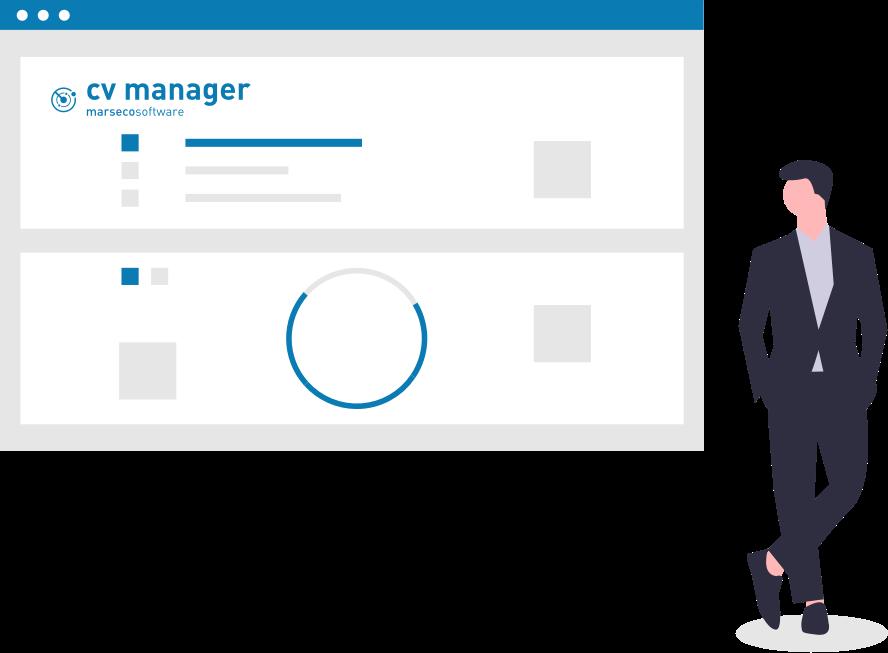 cvmanager - das moderne recruiting tool für KMU